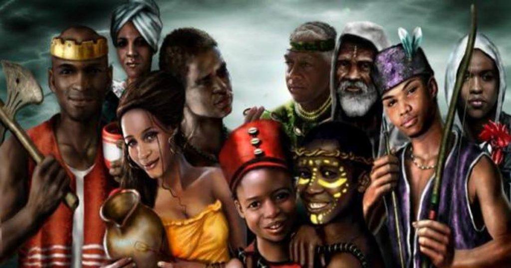 7 potencias africanas