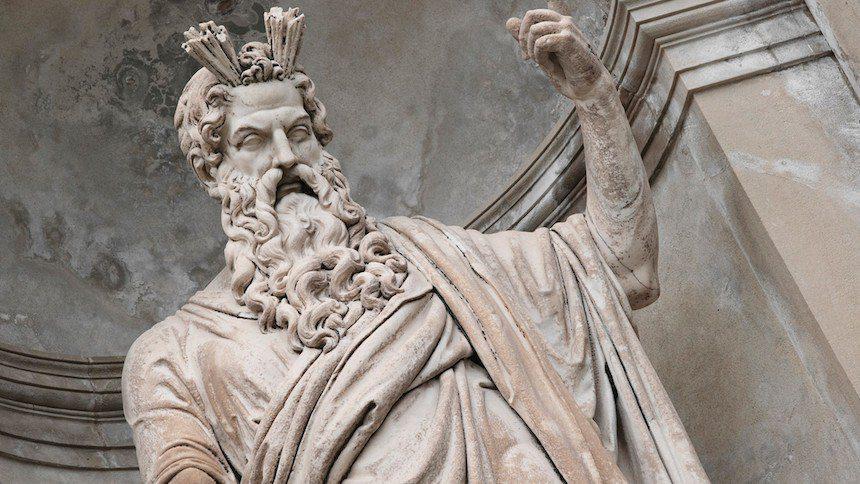 quien fue el dios Zeus