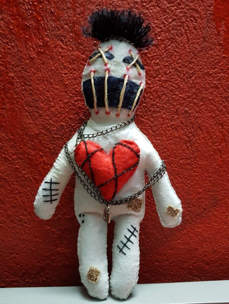 muñeco vudu