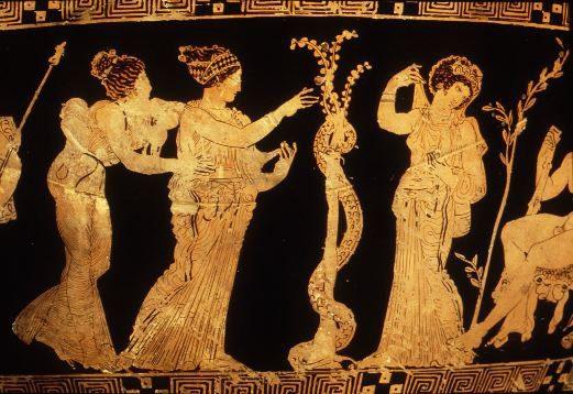 las Ninfas de Hércules