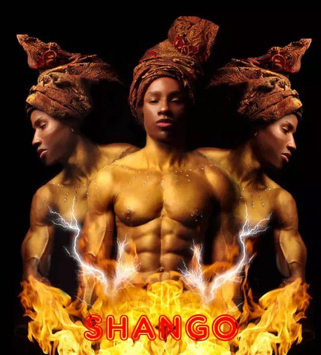 Patakies para vencer enemigos, Shango