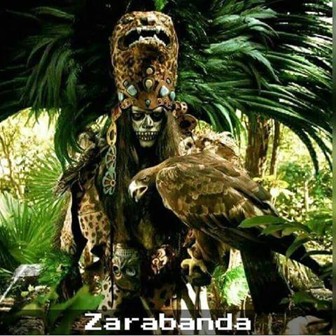 Que es Zarabanda en Palo Mayombe