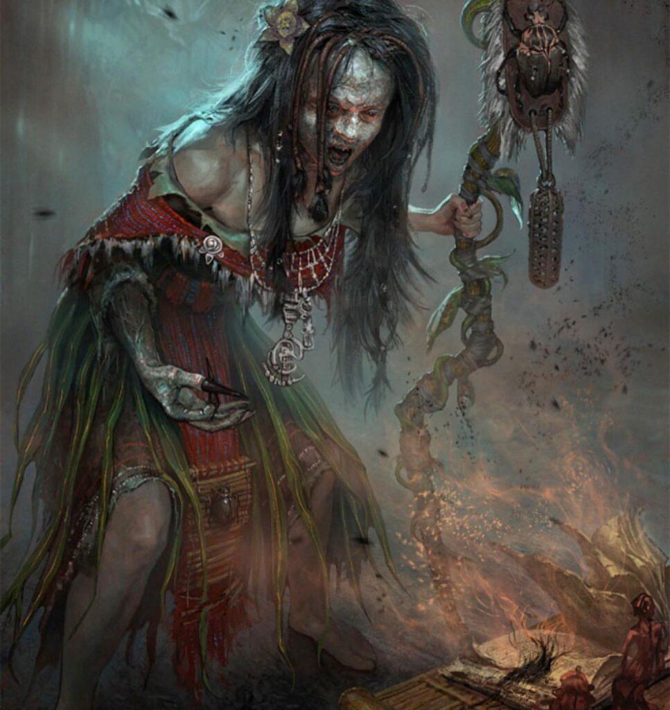 Descubre todo sobre CENTELLA NDOKI, el espíritu de los panteones