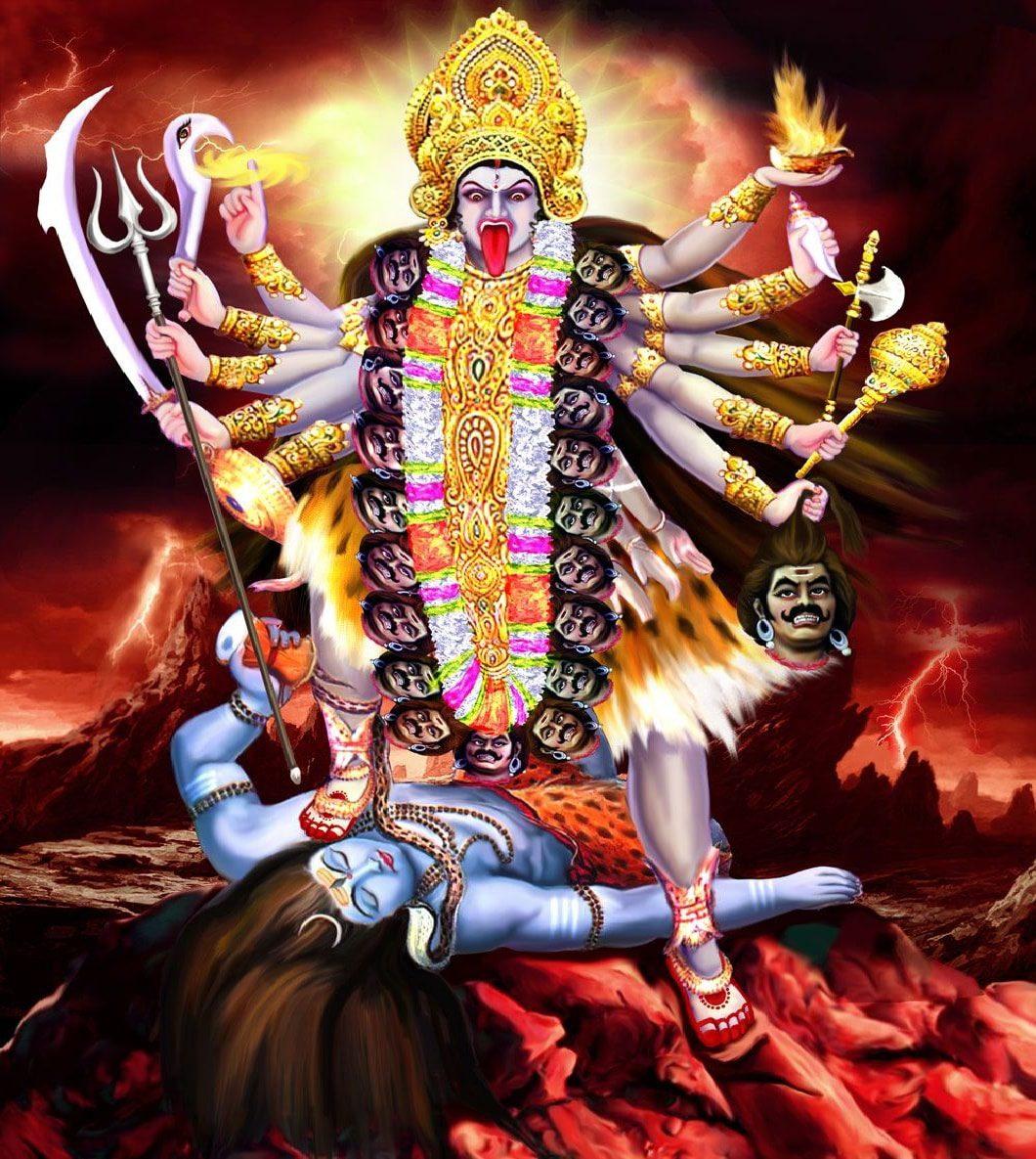 La Diosa Kali