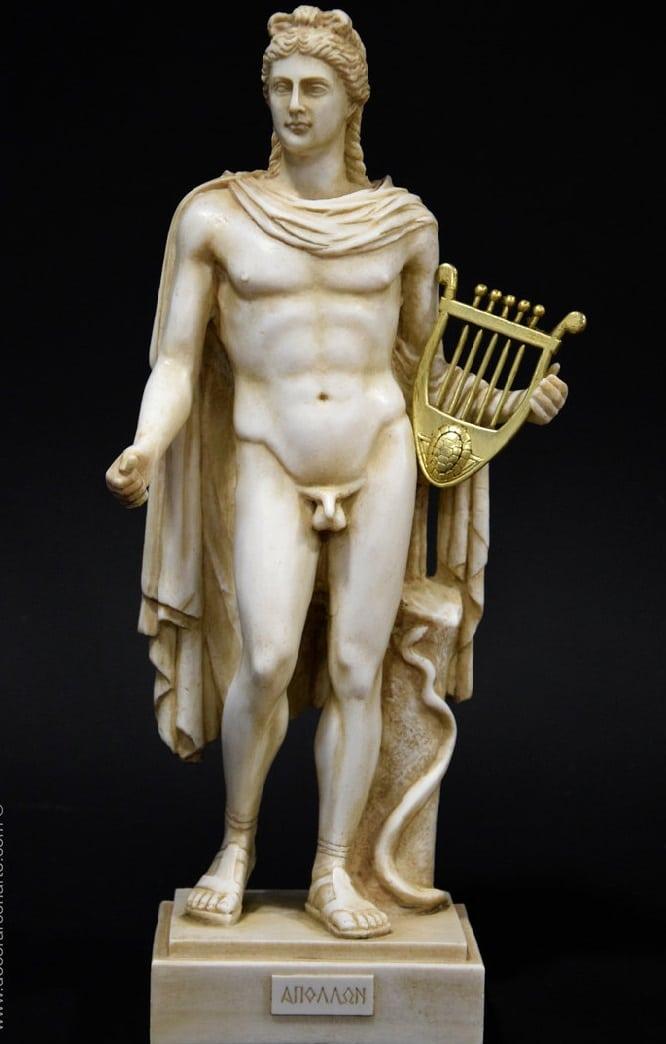 el Dios Apolo1