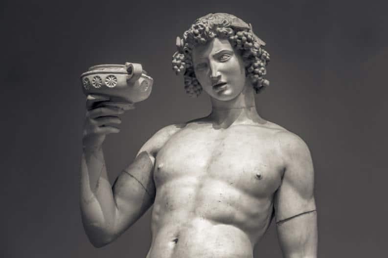 el Dios Apolo11