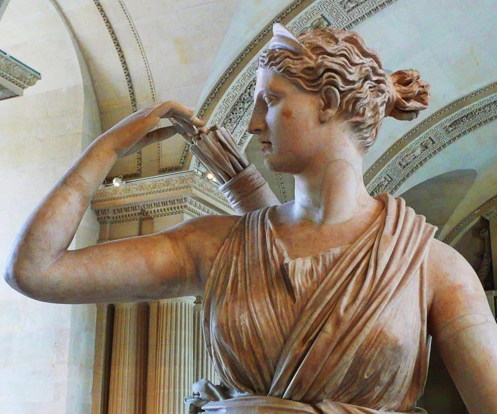 La Diosa Artemisa