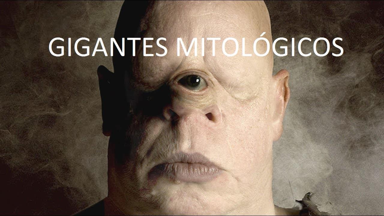 Gigantes Mitológicos