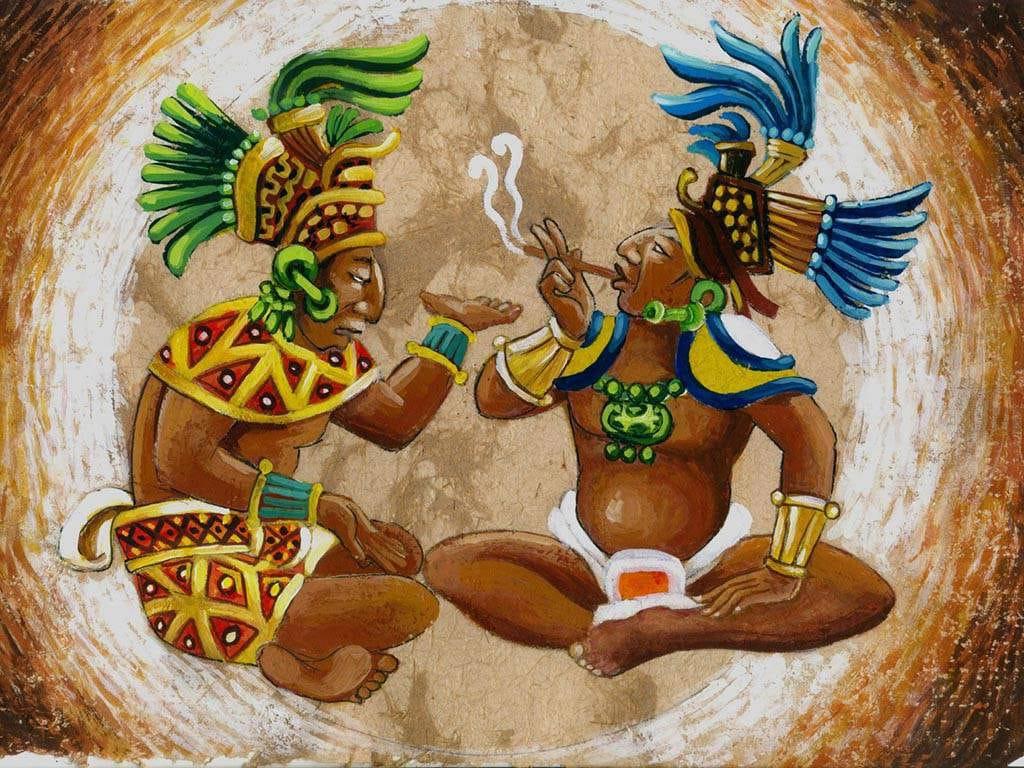Mitos y leyendas maya