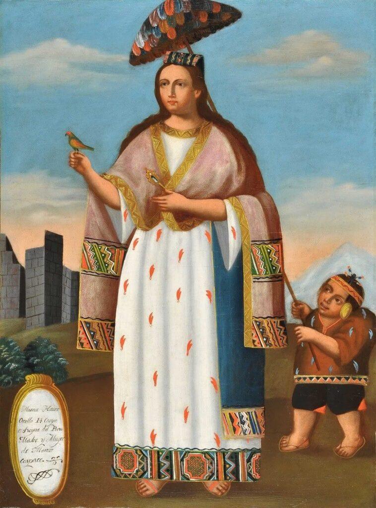 Mama Ocllo