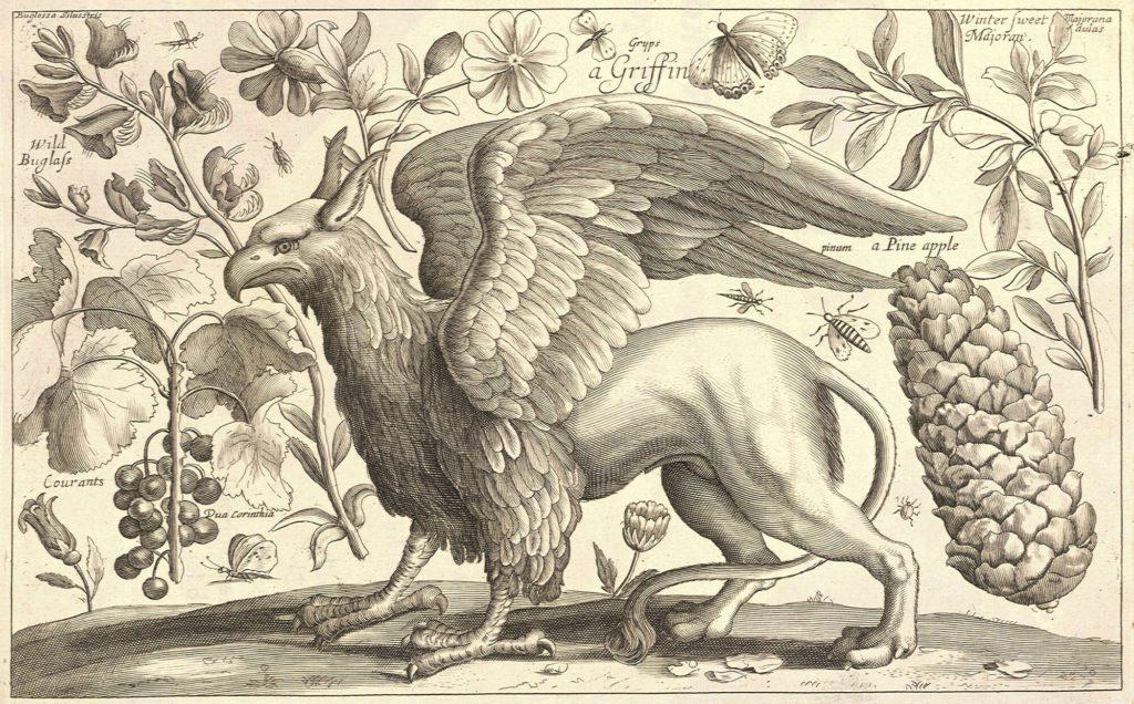 Grifos en la mitologia