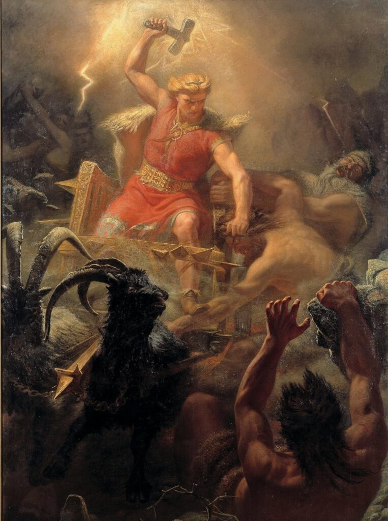 Mitologia Vikinga