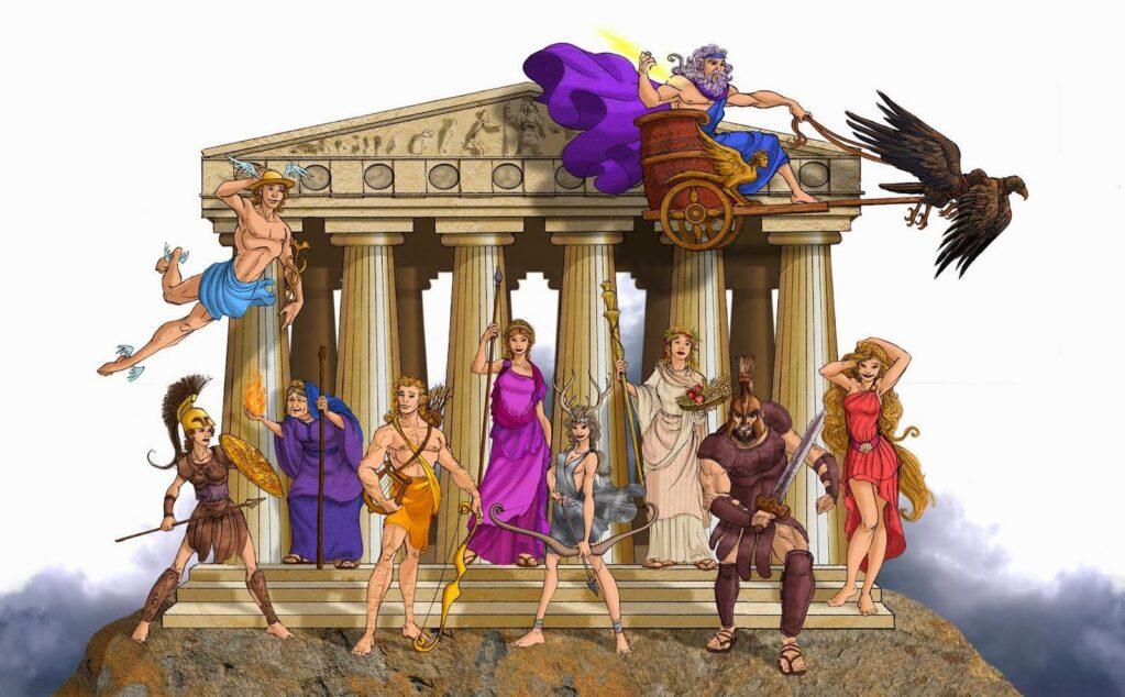 Mitos Griegos Para Niños