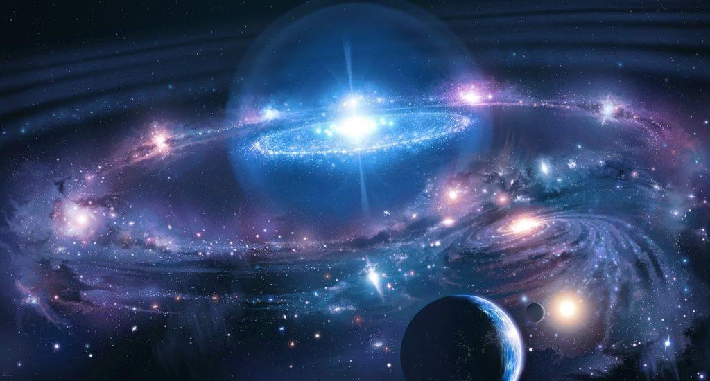Origen del universo segun los griegos