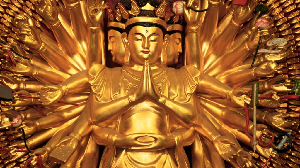 Dioses del budismo