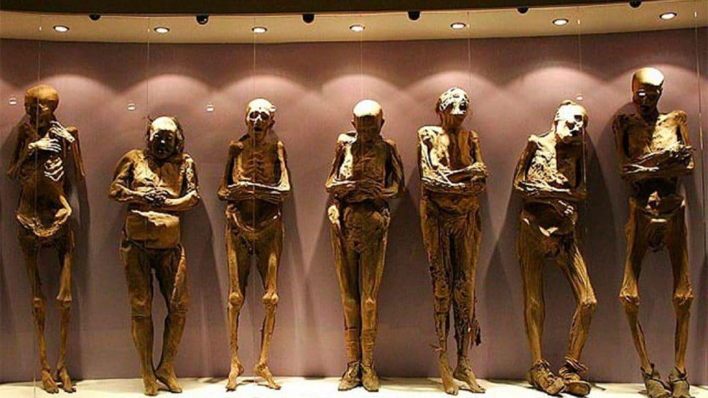 La leyenda de las momias de Juanaguato