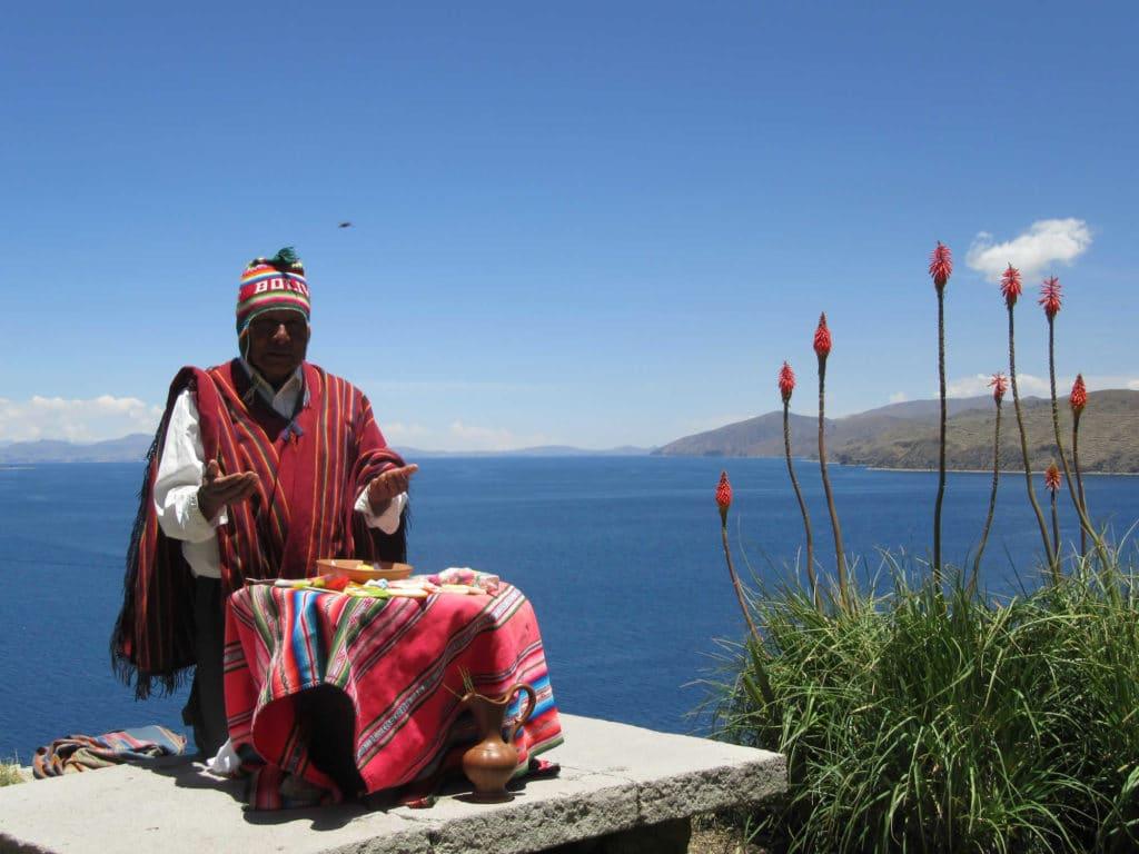 Mitos de Bolivia