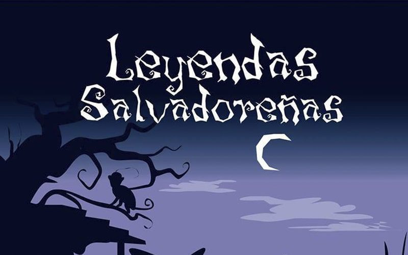 Leyendaas salvadoreñas