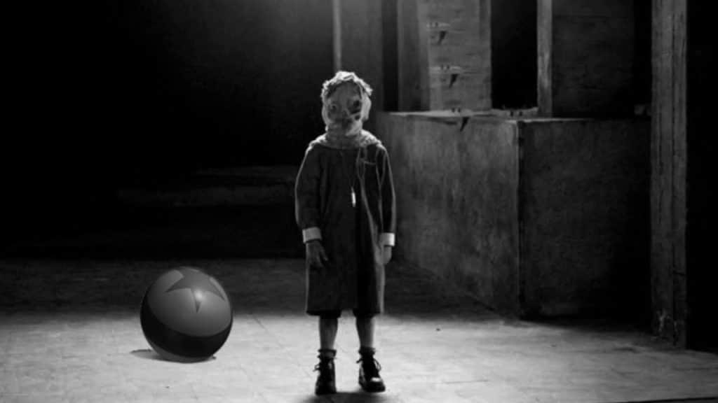 El niño de la pelota